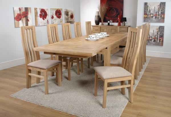 Phoenix Extra Large Dining Table Extra Large Dining Table – New Pertaining To Phoenix Dining Tables (View 6 of 20)