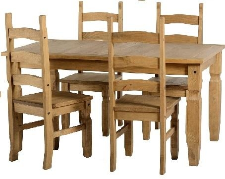 Pine And Other Dining Tables And Chairs – Cooks Furnishings In Rio Dining Tables (Photo 1 of 20)