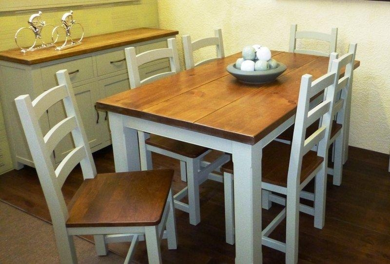 Pine Dining Room Table Dining Tables And Benches Made To Size Inside Beech Dining Tables And Chairs (View 7 of 20)