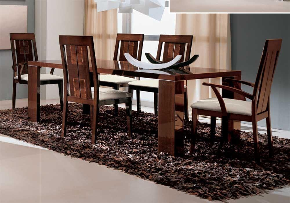 Pisa Dining Table Setalf Italia – Today's Comfort Regarding Pisa Dining Tables (View 11 of 20)