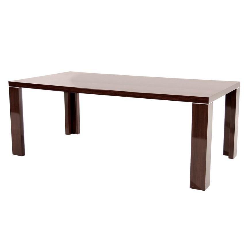 Pisa Extendable Dining Table Made In Italy | El Dorado Furniture In Pisa Dining Tables (View 16 of 20)