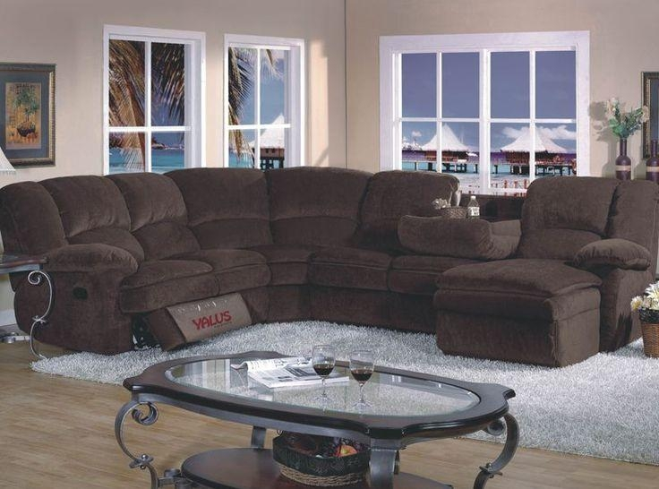 Pivot Point – Truffle Sectional Collection Is A Cozy Addition To With Regard To Chenille Sectional Sofas With Chaise (Image 15 of 20)