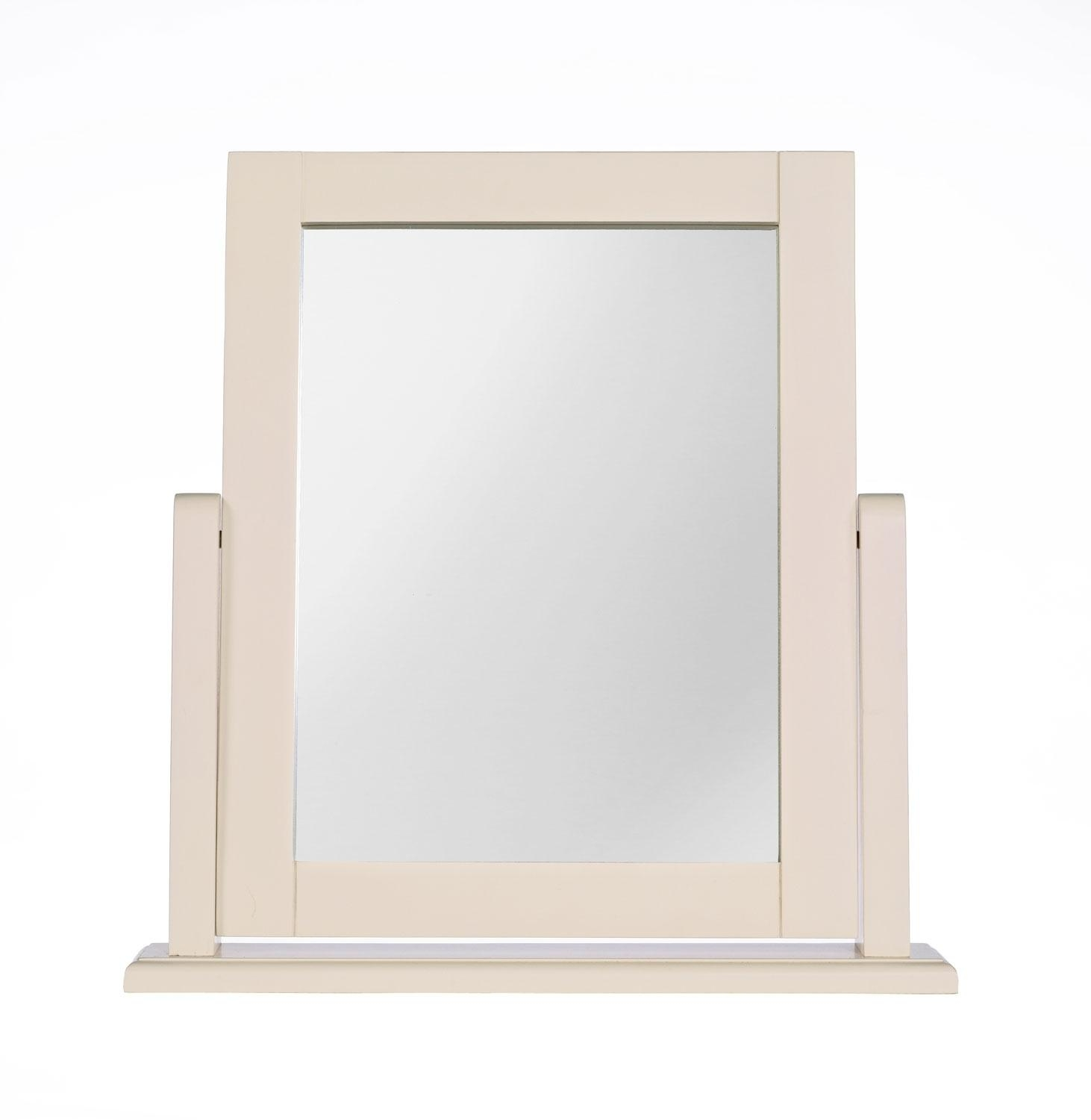 Plain Dressing Table Mirror In Inspiration In Free Standing Table Mirror (Image 13 of 20)