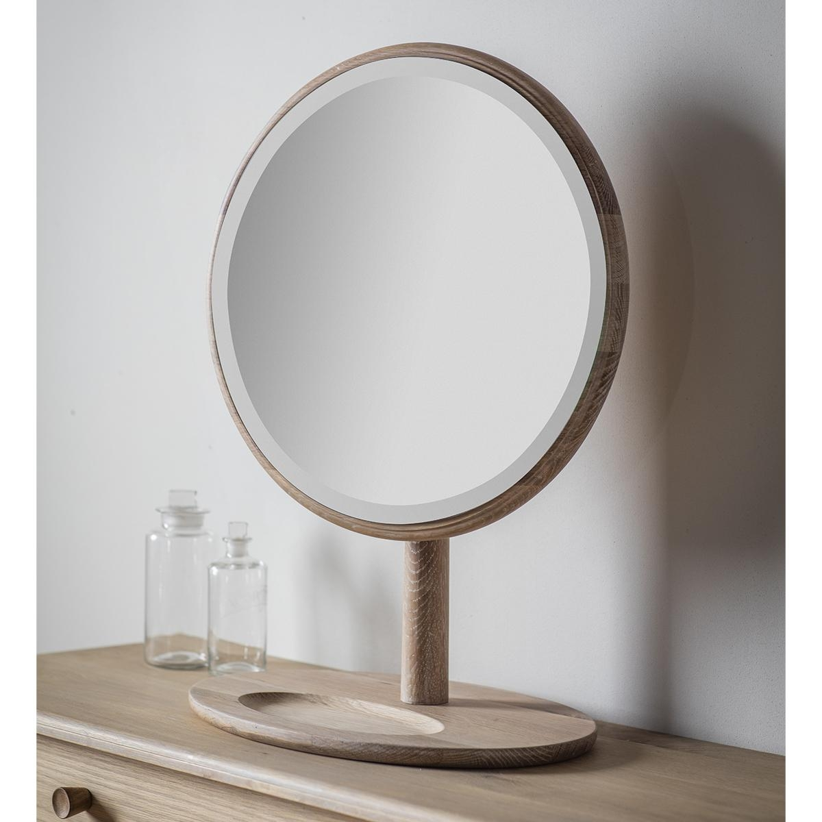 Plain Dressing Table Mirror In Inspiration Intended For Dressing Table Mirror (Image 12 of 20)