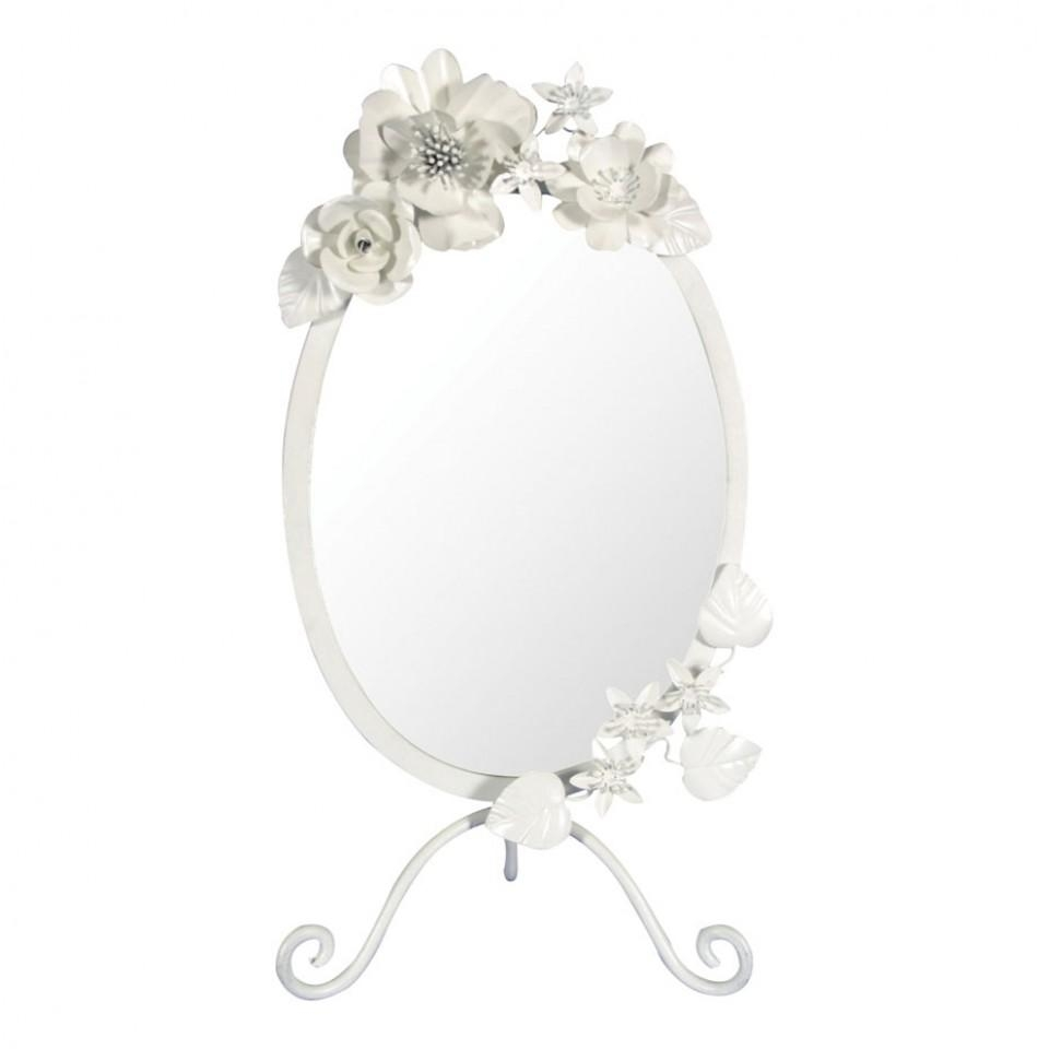 Plain Vintage Table Mirror On October 30 2012 Inspiration With Regard To Cream Vintage Mirror (Image 10 of 20)