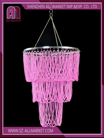 Plastic Chandeliers Lamp Shades China Chandelier Lampshade With Pink Plastic Chandeliers (Image 22 of 25)
