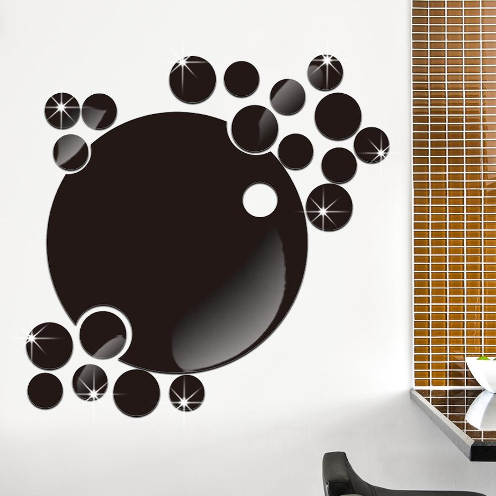 Popular Bubble Mirror Tile Buy Cheap Bubble Mirror Tile Lots From Inside Round Bubble Mirror (View 14 of 20)