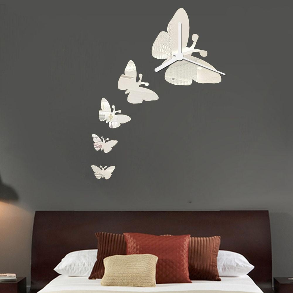 Popular Butterfly Wall Mirrors Buy Cheap Butterfly Wall Mirrors Inside Butterfly Wall Mirrors (Image 15 of 20)