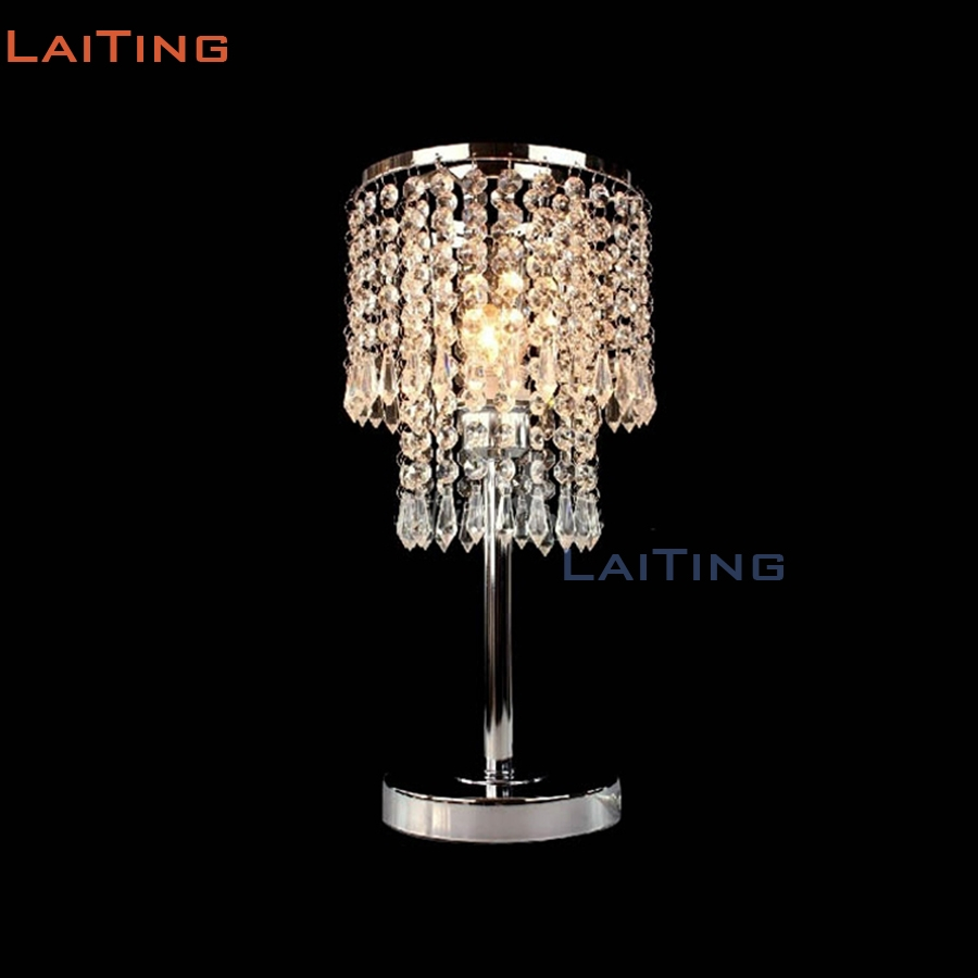 Popular Chandelier Desk Lamp Buy Cheap Chandelier Desk Lamp Lots Within Mini Chandelier Table Lamps (Image 19 of 25)