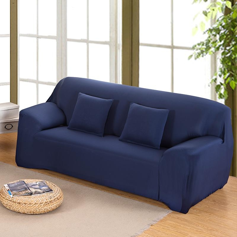 Popular Colorful Sofa Covers Buy Cheap Colorful Sofa Covers Lots Within Blue Slipcover Sofas (Image 16 of 20)