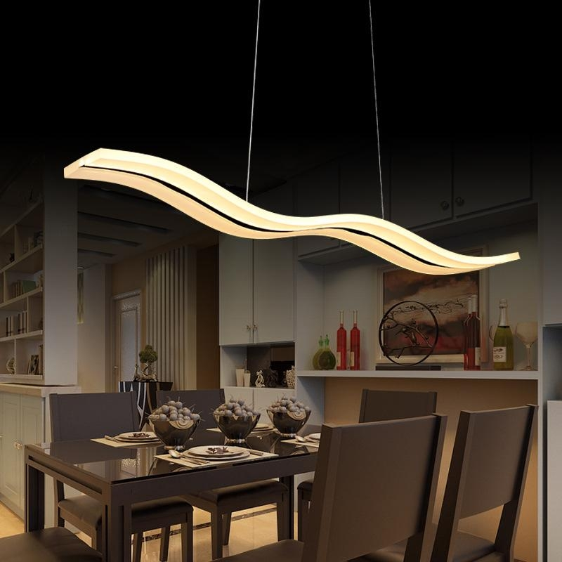Popular Dining Table Light Buy Cheap Dining Table Light Lots From With Led Dining Tables Lights (Image 17 of 20)