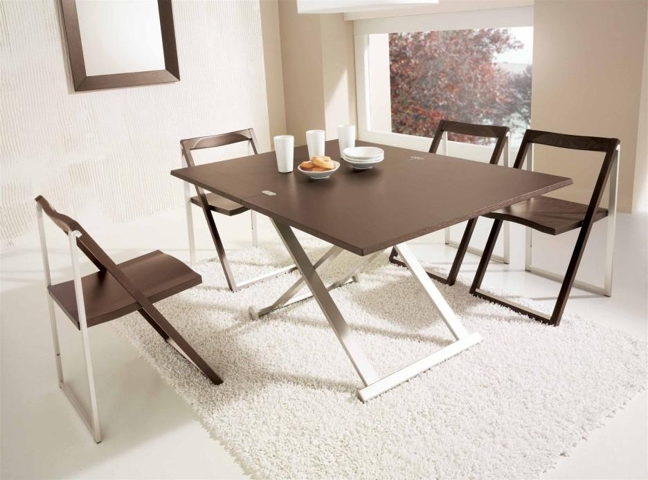 Popular Folding Dining Table And Chairs | Homedcin Intended For Large Folding Dining Tables (Image 18 of 20)