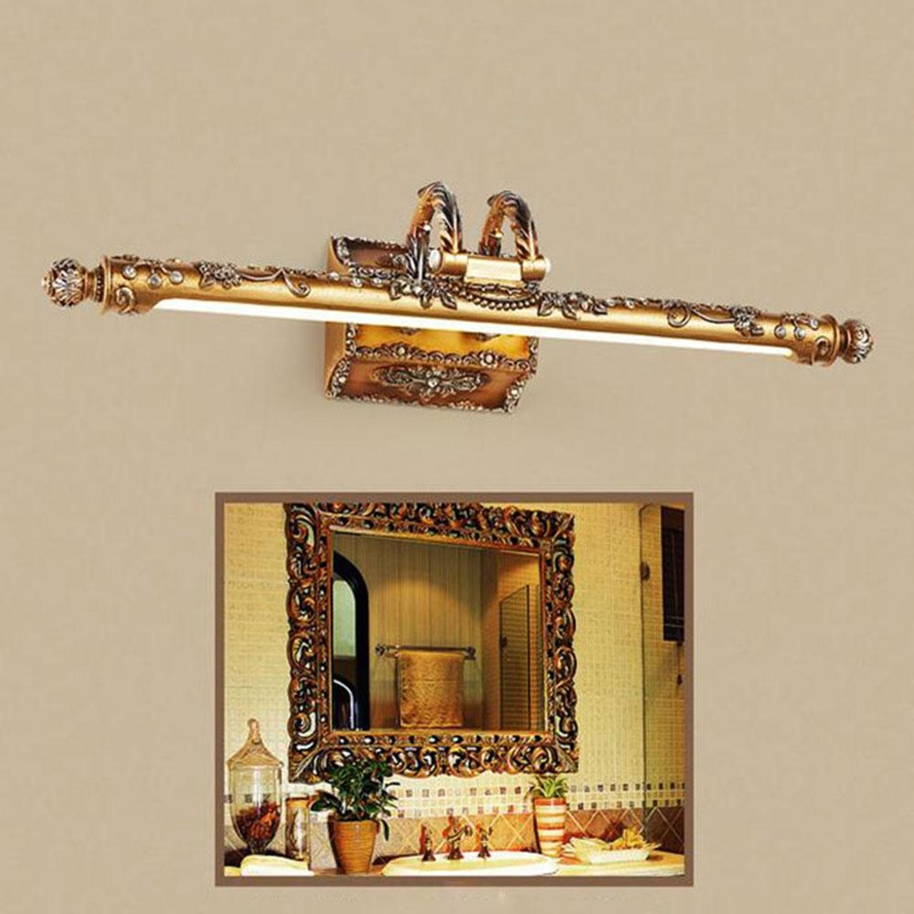Popular Gold Bathroom Mirrors Buy Cheap Gold Bathroom Mirrors Lots Inside Vintage Gold Mirrors (Image 17 of 20)