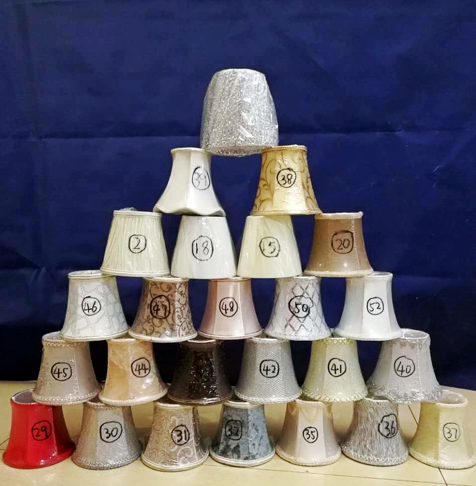 Popular Mini Chandelier Lampshades Buy Cheap Mini Chandelier Inside Clip On Chandelier Lamp Shades (View 15 of 25)