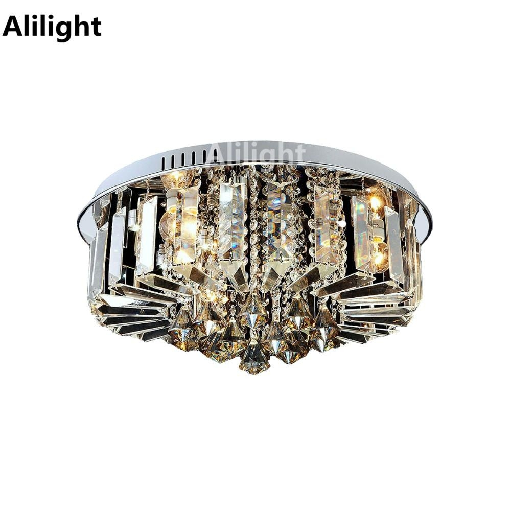 Popular Mirrored Ceiling Light Buy Cheap Mirrored Ceiling Light With Regard To Mirror Ceiling Light (Image 19 of 20)