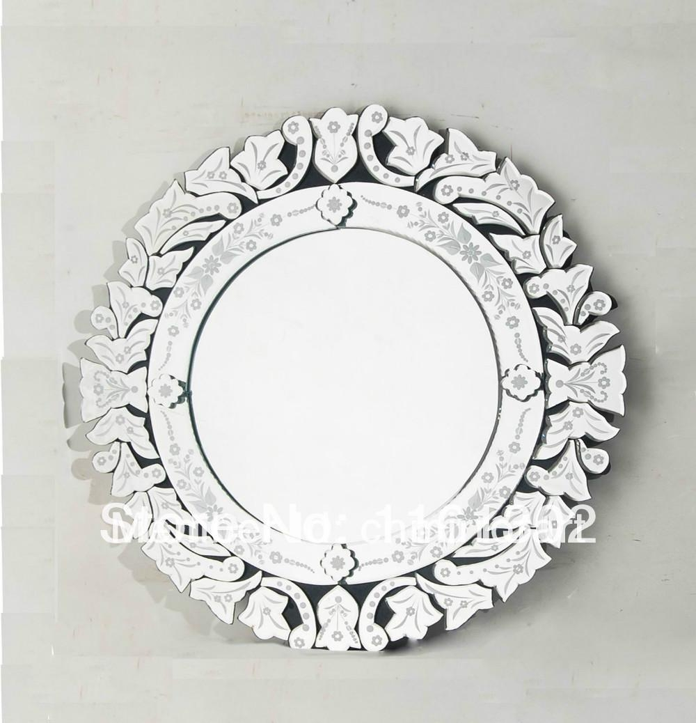 Popular Round Venetian Mirror Buy Cheap Round Venetian Mirror Lots Inside Buy Venetian Mirror (View 12 of 20)
