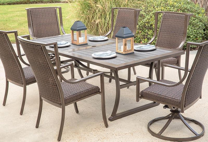 Portland – Agio International Throughout Portland Dining Tables (View 17 of 20)