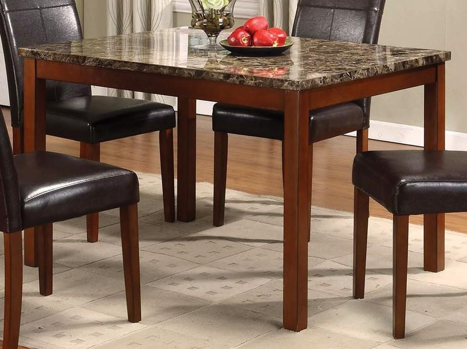 Portland Dining Table, Brown Buy Online At Best Price – Sohomod For Portland Dining Tables (Image 17 of 20)