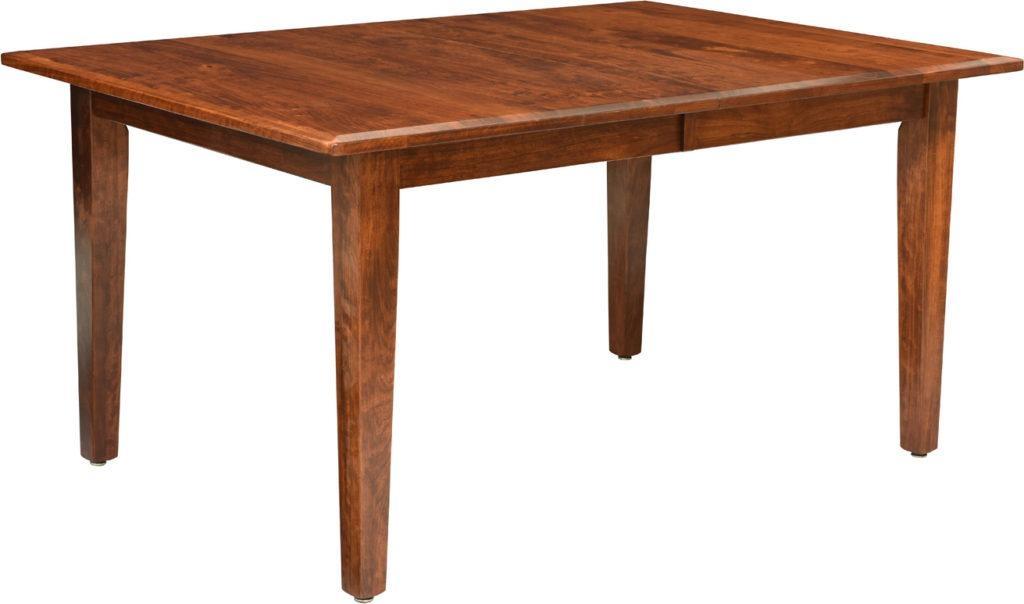 Portland Dining Table | Herron's Amish Furniture Intended For Portland Dining Tables (View 7 of 20)