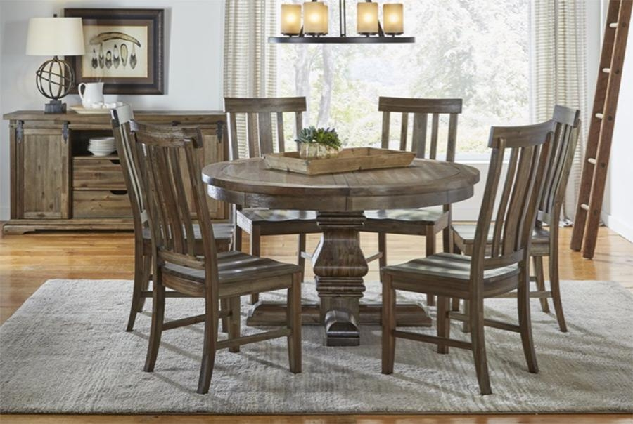 Prices • A America Dawson Wt Dining Furniture • Al's Woodcraft Regarding Dawson Dining Tables (Image 18 of 20)