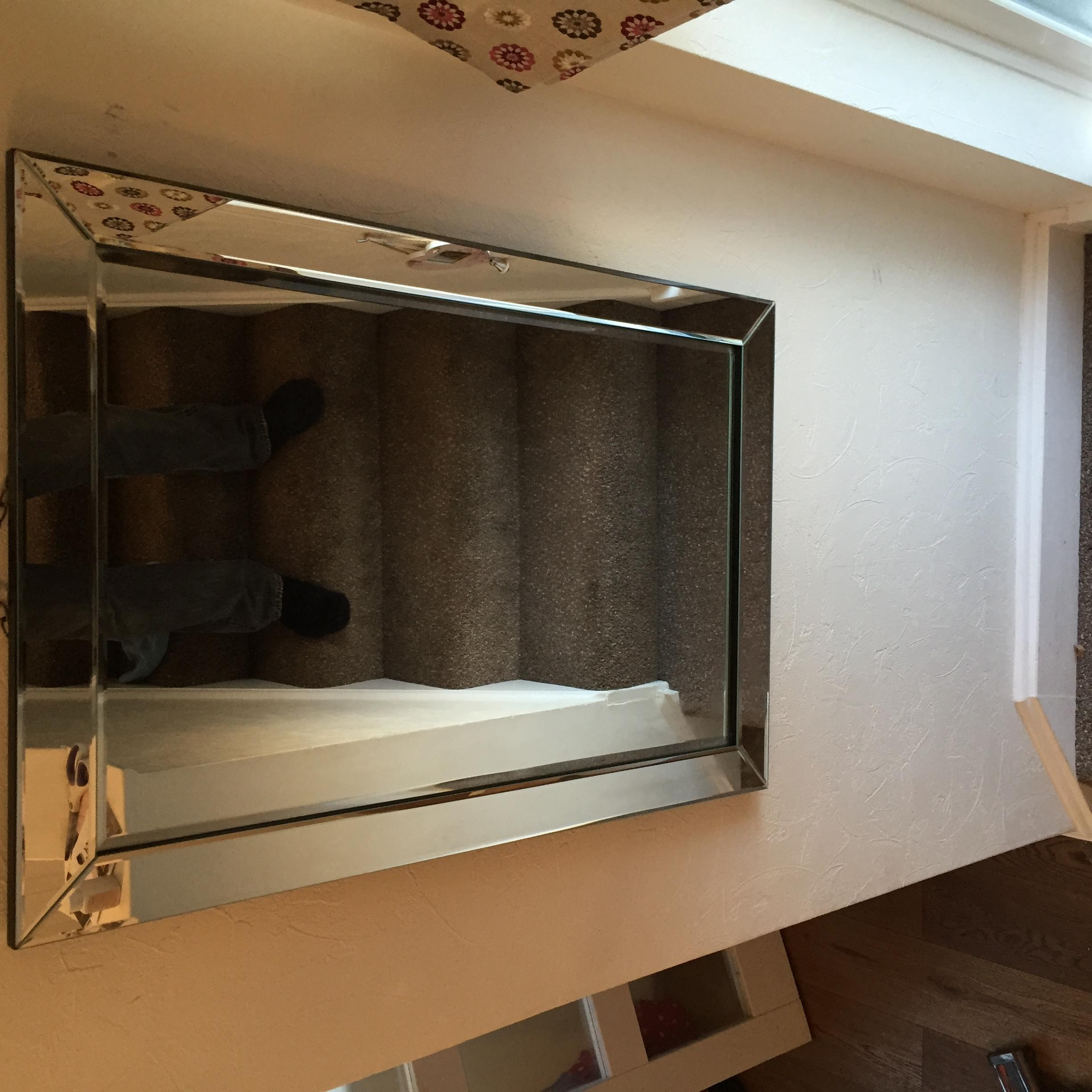 Prs Group Uk | Large Venetian Bevelled Wall Mirror 90Cm X 60Cm For Large Bevelled Mirror (View 2 of 20)