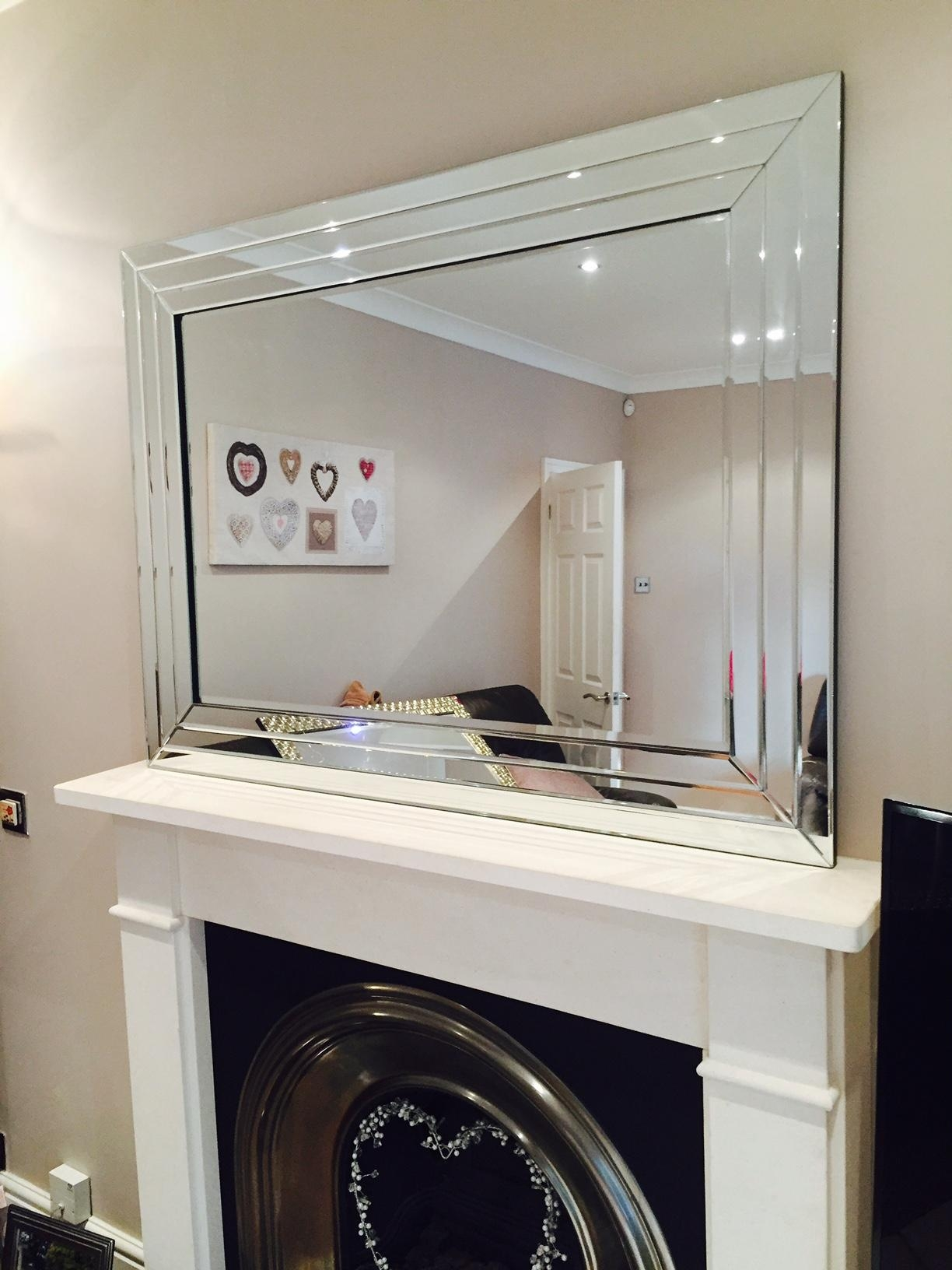 Prs Group Uk | Product Categories | Mirrors Inside Large Bevelled Mirror (View 8 of 20)