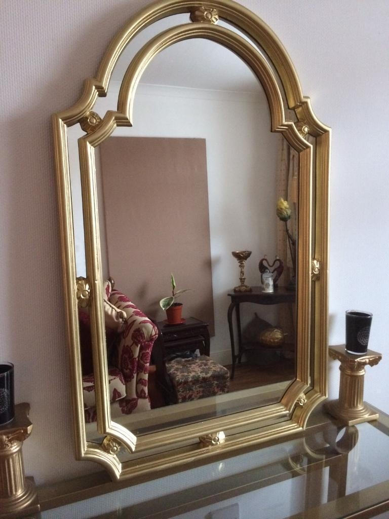 Quality Large Gilt Mirror | In Corstorphine, Edinburgh | Gumtree In Large Gilt Mirror (Image 14 of 20)