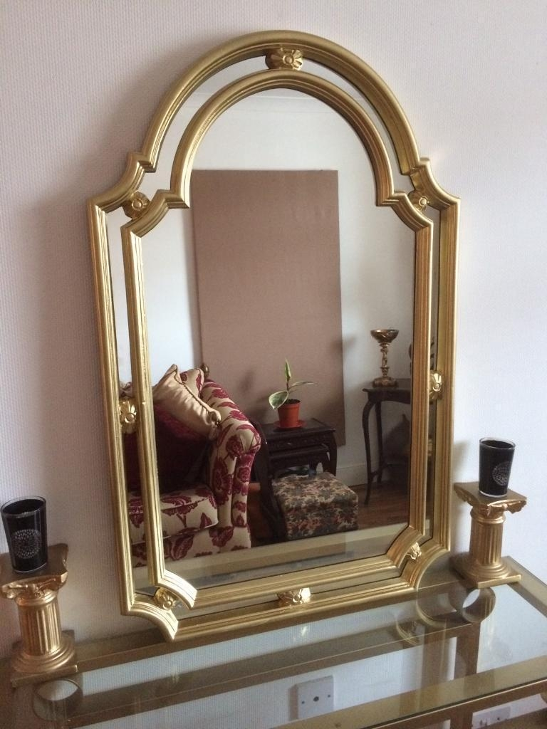 Quality Large Gilt Mirror | In Corstorphine, Edinburgh | Gumtree With Regard To Large Gilt Mirror (Image 15 of 20)