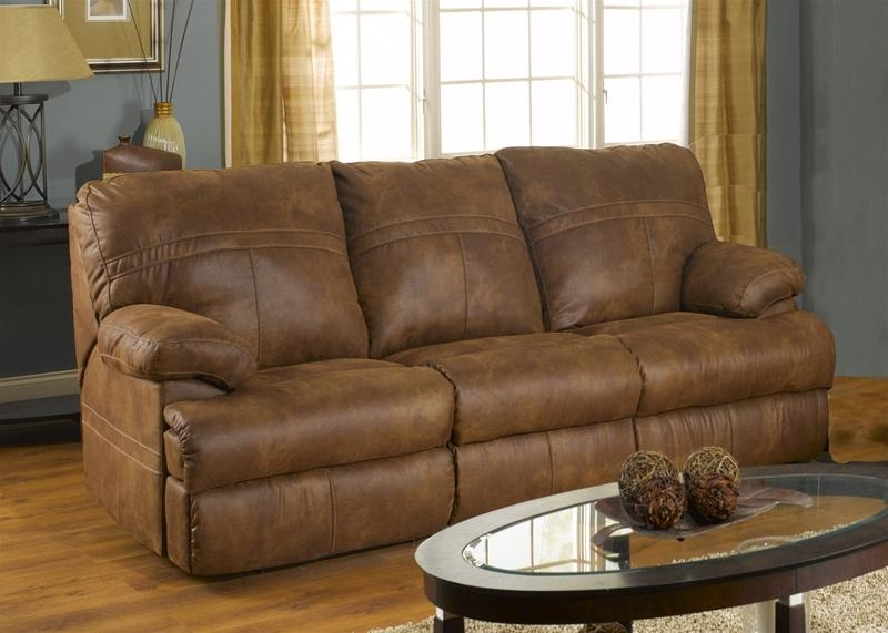 Ranger Manual Reclining Sofa In Tanner Fabric Covercatnapper Intended For Catnapper Reclining Sofas (Image 14 of 20)