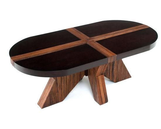 Reclaimed Wood Throughout Oval Reclaimed Wood Dining Tables (View 7 of 20)