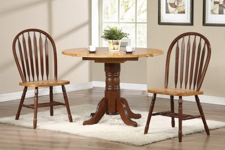 Rectangular Drop Leaf Kitchen Table Brown Rug White Rustic Chair Pertaining To Cream Lacquer Dining Tables (Image 9 of 20)