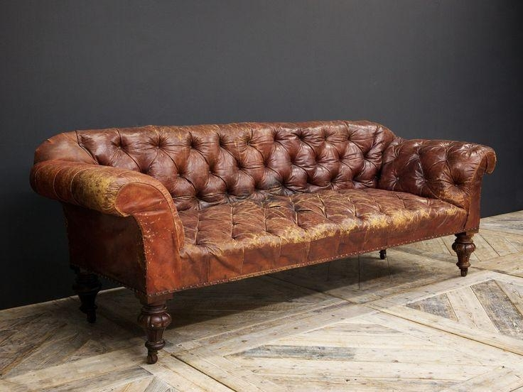 Red Leather Sofa – Chesterfield | Vintage Design | Pinterest In Red Leather Chesterfield Sofas (View 9 of 20)