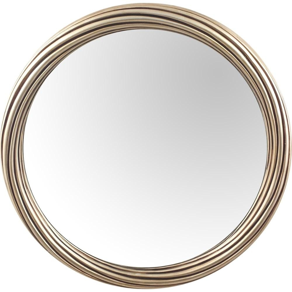 Reflections Champagne Mirror Round – Allens With Champagne Mirror (Image 14 of 20)