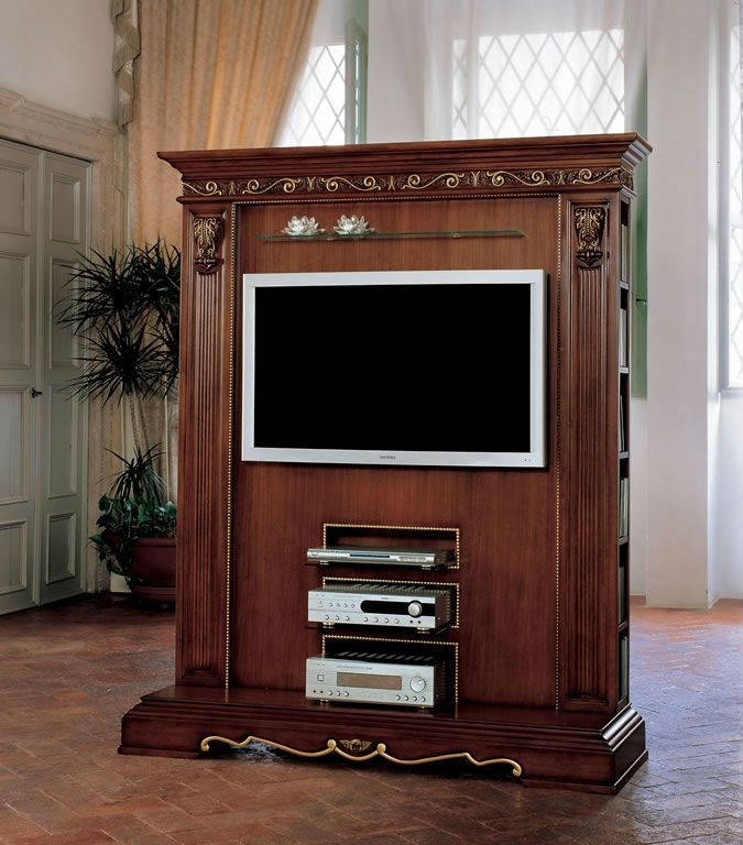 Remarkable Best Dark Walnut TV Stands Inside 18 Best Tv Unit Images On Pinterest Entertainment Tv Walls And (Image 36 of 50)