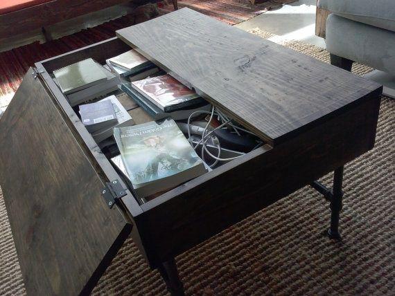 50 Rustic Storage Diy Coffee Tables Coffee Table Ideas