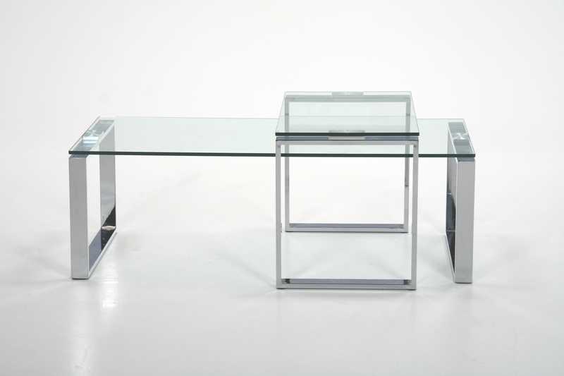 Remarkable Best Transparent Glass Coffee Tables Regarding Glass Coffee Table (Image 38 of 50)