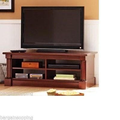 Remarkable Brand New Cherry Wood TV Stands Throughout Cherry Wood Coffee Table Tv Stand Living Room Furniture Storage (Image 41 of 50)