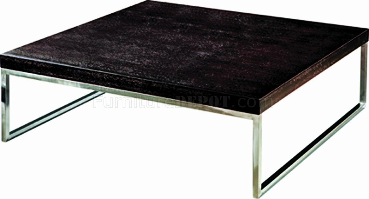 Remarkable Brand New Chrome And Wood Coffee Tables Pertaining To Modern Coffee Table Legs Table And Estate (Image 37 of 50)