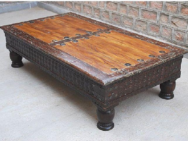Remarkable Brand New Extra Large Rustic Coffee Tables Throughout Luxury Rustic Coffee Tables Cheap (View 48 of 50)