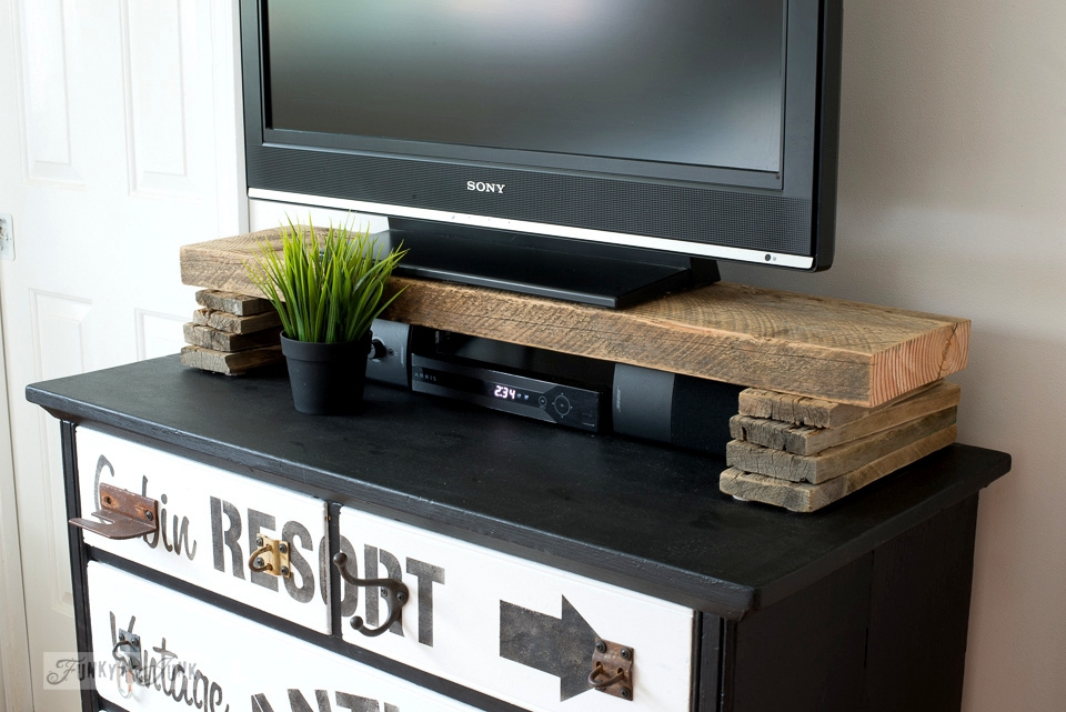 Remarkable Brand New Funky TV Stands Inside Subway Sign Styled Tv Stand Dresser With Reclaimed Wood Shelffunky (Image 37 of 50)