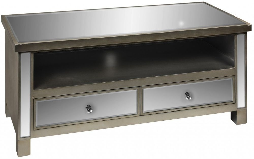 Remarkable Brand New Mirrored TV Cabinets With Mirrored Tv Units Online At Best Prices (View 25 of 50)