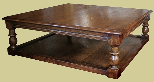 Remarkable Brand New Oak Square Coffee Tables Intended For Coffee Table Uk Wood (View 17 of 50)