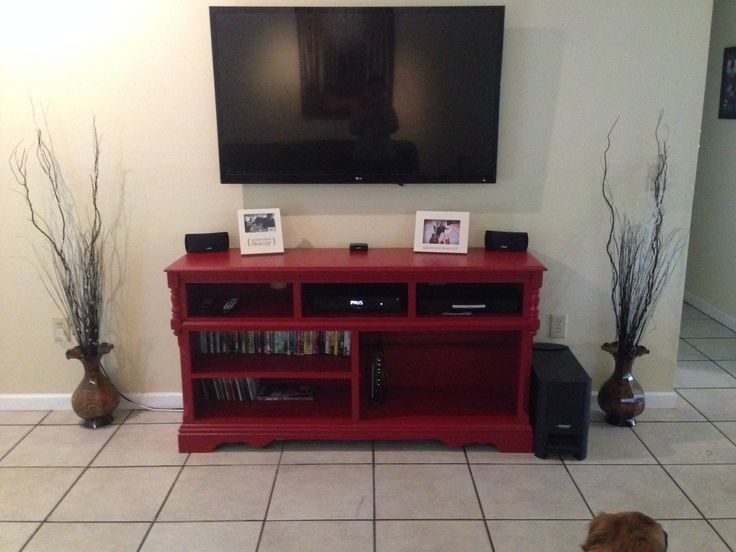 Remarkable Brand New Red TV Cabinets Within Tv Stands Marvelous Dorm Room Tv Stand 2017 Design Remarkable (Image 40 of 50)