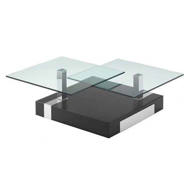 Remarkable Brand New Revolving Glass Coffee Tables With Coffee Table Contemporary Glass Modern Coffee Tables Sets Best (Image 32 of 40)