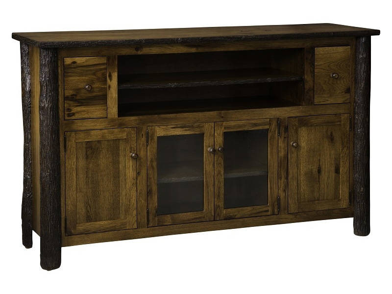 Remarkable Brand New Rustic TV Cabinets Pertaining To Rustic Tv Stands Greenawalt Furniture (Image 39 of 50)