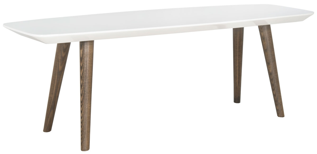 Remarkable Brand New Safavieh Coffee Tables Intended For Fox4216a Coffee Tables Furniture Safavieh (View 25 of 50)