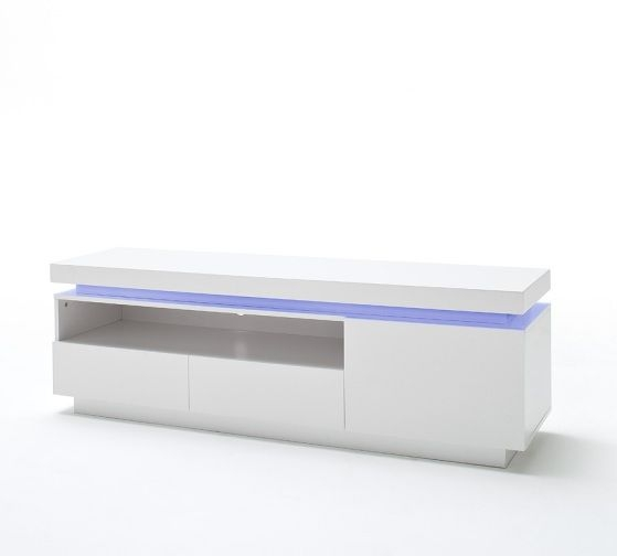 Remarkable Brand New White Gloss Oval TV Stands Inside 9 Best White Plasma Units Images On Pinterest High Gloss Tv (View 31 of 50)