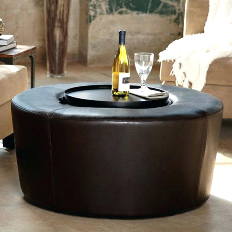 Remarkable Common Big Black Coffee Tables Intended For Black Magic Ash Black Glass Coffee Table With Storage Large Round (Image 38 of 50)