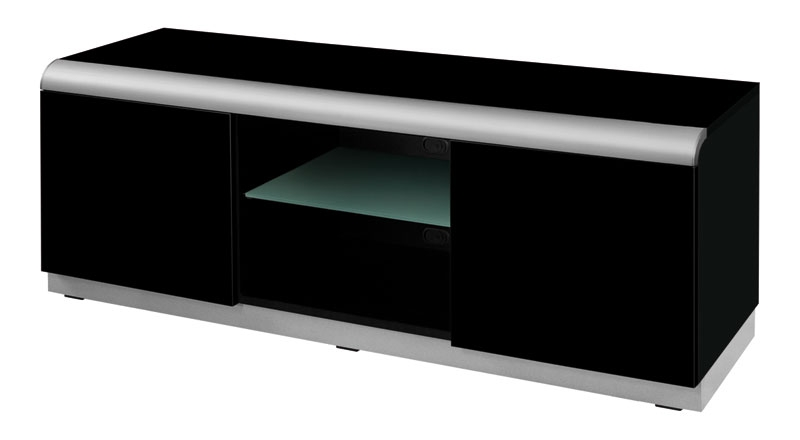 Remarkable Common Denver TV Stands For 2 Black High Gloss Tv Cabinet Tv Stands Online (Image 38 of 50)