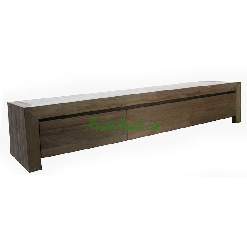 Remarkable Common Modern Low TV Stands In Modern Wooden Tv Stands For Flat Screens American Hwy (View 6 of 50)